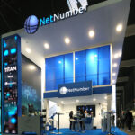 NetNumber booth - Mobile World Congress 2018, Barcelona (ES)
